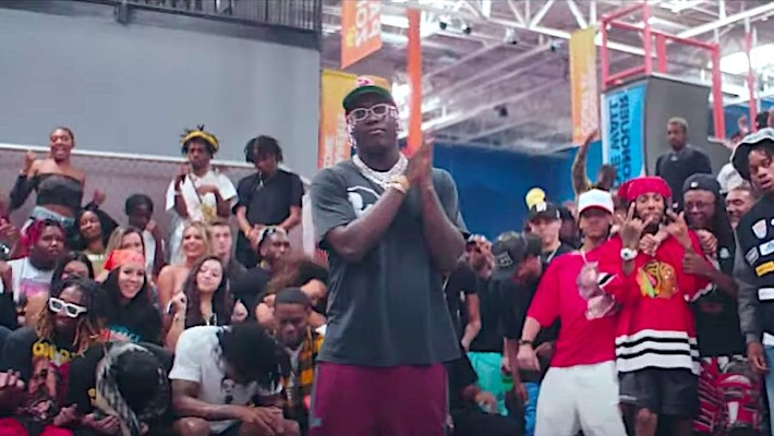 Lil Yachty Throws A Sky Zone Party In His 'Split/Whole Time' Video