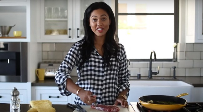 Ayesha Curry Is Getting Her Own Food Network Show