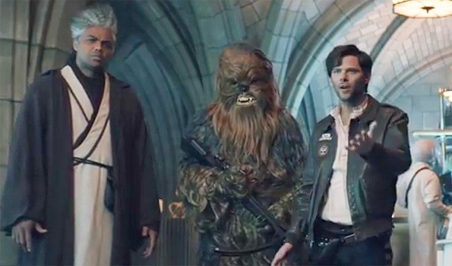 'SNL' Highlights An Overlooked Issue In The 'Star Wars' Films With Some Help From Charles Barkley