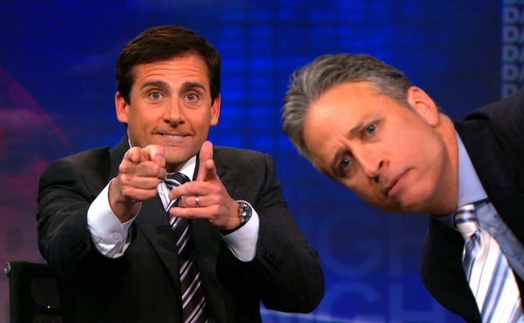 Jon Stewart On Why He Should Have Fired Steve Carell From 'Daily Show'