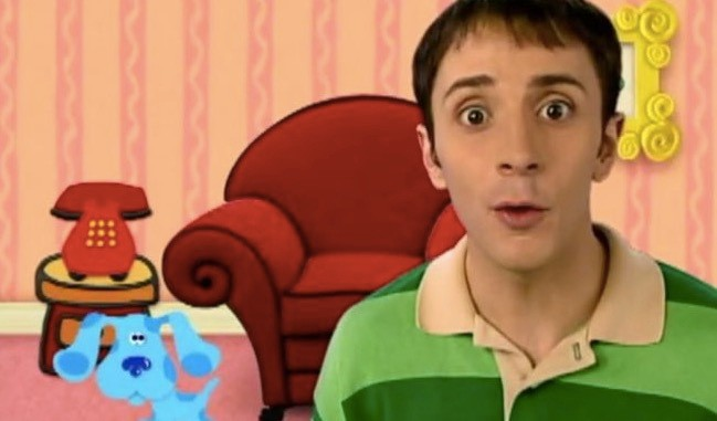 A Familiar Face Turned Down A Chance To Replace Steve From 'Blues Clues' Before Finding Hollywood Fame