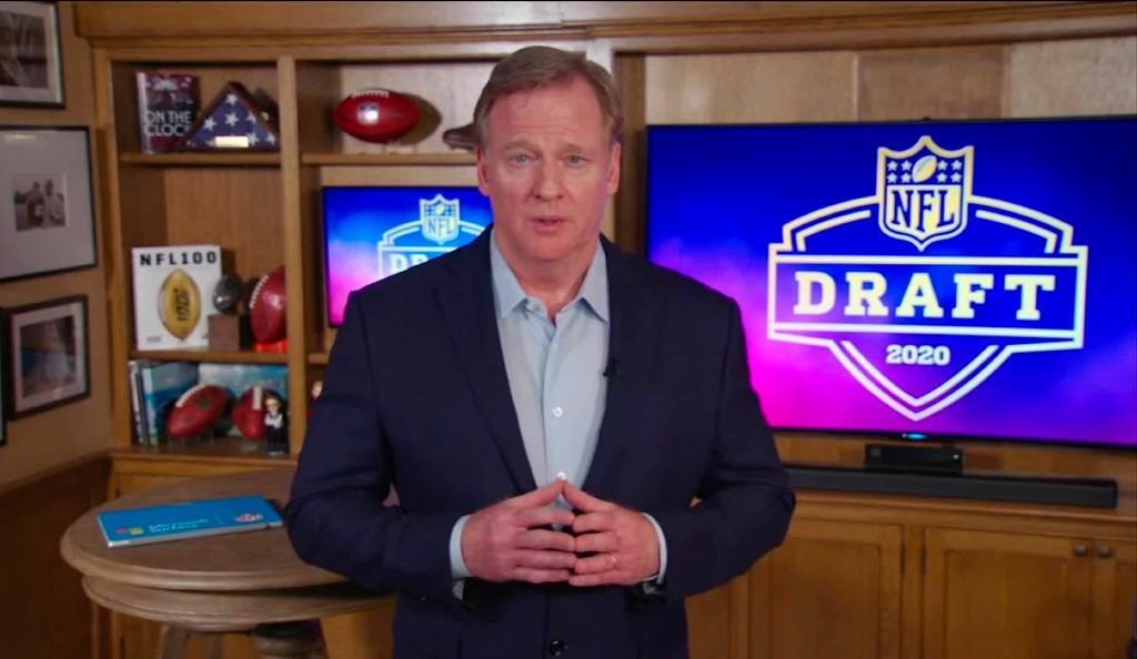 Обложка NFL Draft