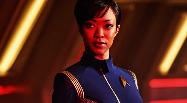 'Star Trek: Discovery' Brings The Final Frontier Back To Life