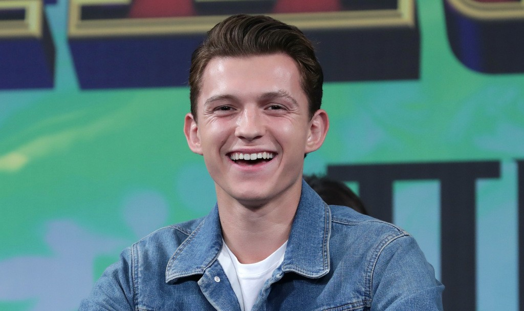 Tom Holland Is Ripped To Keep Up With 'Uncharted' Co-Star Mark Wahlberg