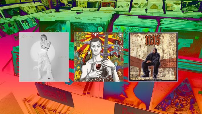 The Best Vinyl Releases Of June 2020