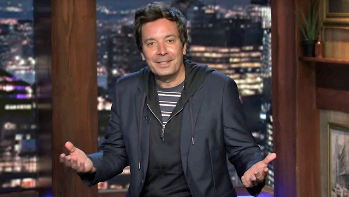 Jimmy Fallon Offers Thoughts And Prayers To NRA In Scathing Monologue