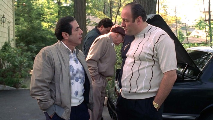The Most Seinfeldy Sopranos Episode Ever? Pod Yourself A Gun 208, With Karl Hess