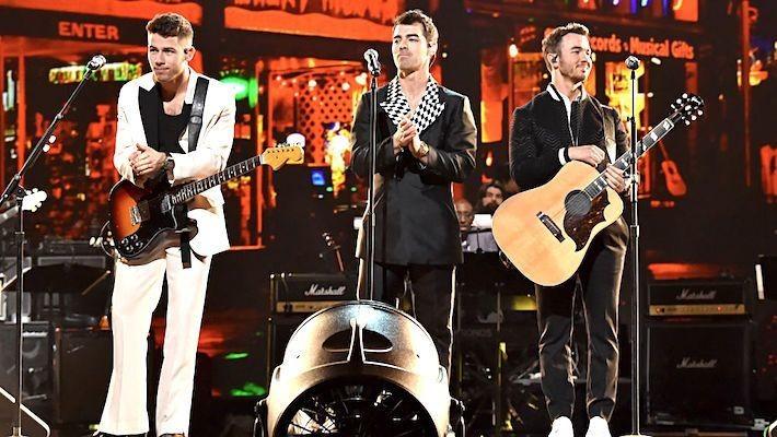 Jonas Brothers' 'I Need You Christmas' Rings In The Holiday Season