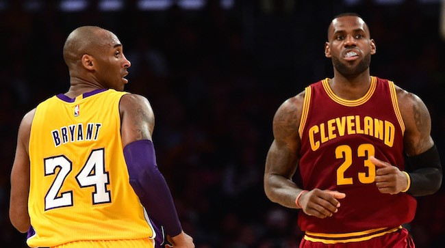 Kobe Bryant Called For An End To NBA GOAT Arguments After Game 7