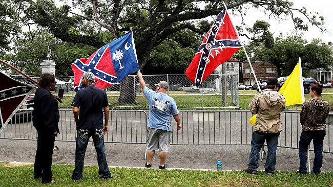 A Mississippi Lawmaker Calls For The Lynching Of Leaders Who Approved NOLA Confederate Monument Removal