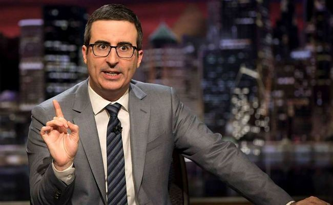 John Oliver Reminded Us It's Time To Stop Being Comfortable