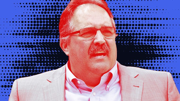 Stan Van Gundy's Still Here, And Has Plenty To Say