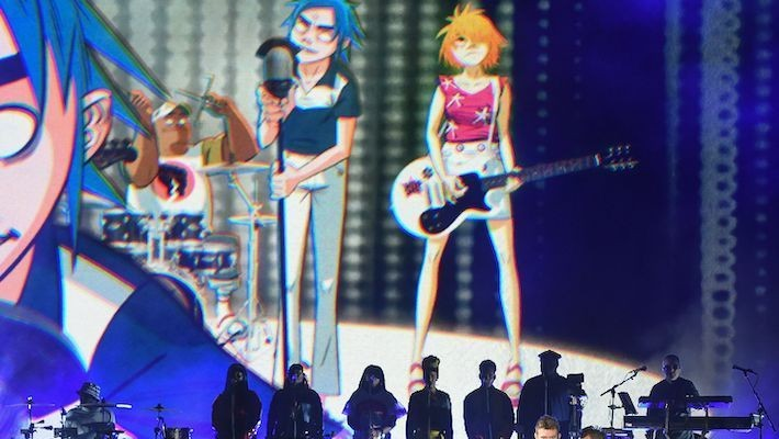 A Scripted Gorillaz Movie Is In The Works, According To Damon Albarn