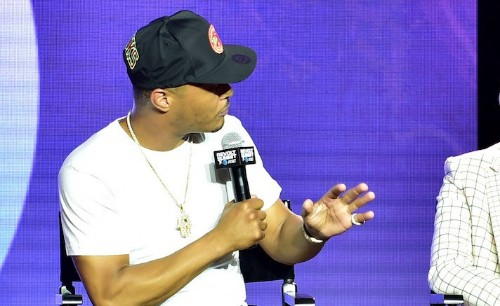 T.I. Fired Back At Candace Owens For Defending Trump At Diddy's Atlanta Revolt Summit