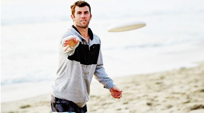Meet Brodie Smith — The Frisbee Trick Shot Artist Who Chases His Passions, Not The Crowd