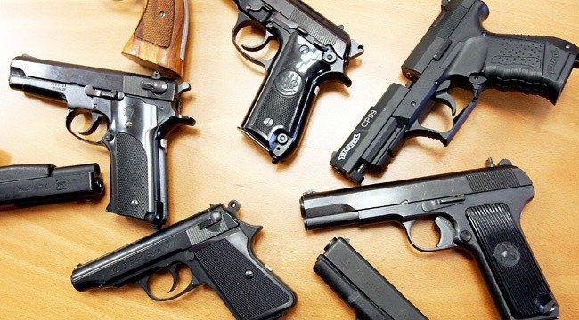 Mexico Considers A Gun Rights Bill Allowing Citizens To Arm Themselves