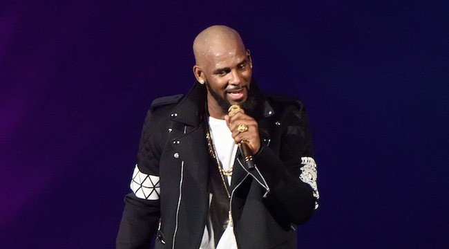R. Kelly Has Been Accused Of Even More Sexual Misdeeds Involving An Underaged Girl