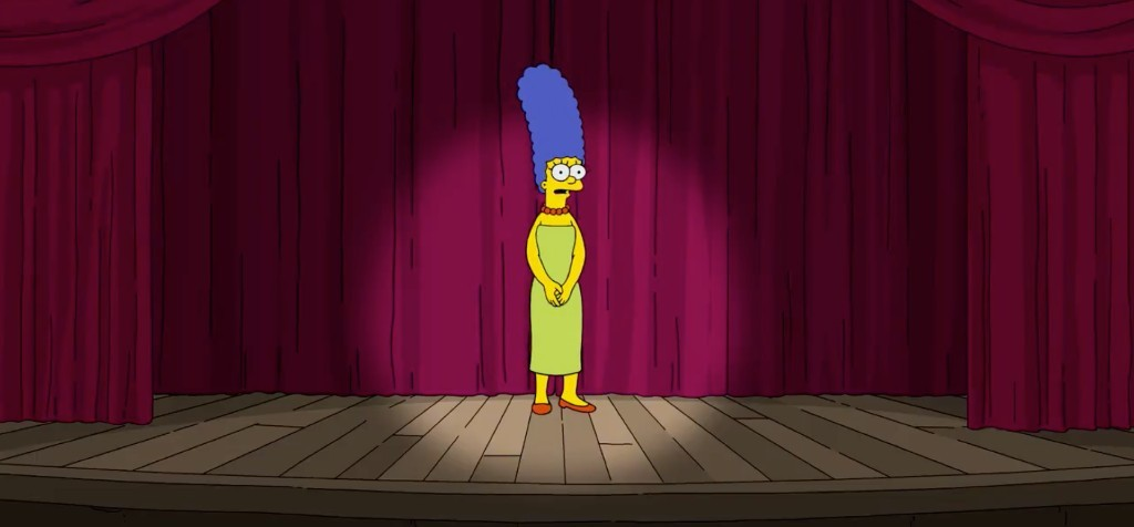 Marge Simpson Responded To A Trump Staffer's Kamala Harris Slight