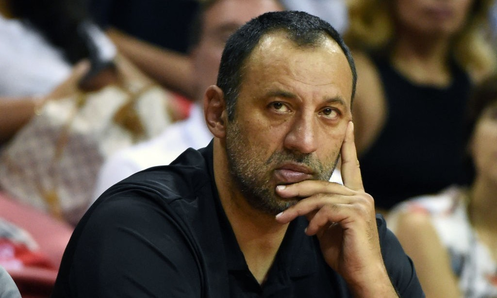 Vlade Divac Will Step Down As General Manager Of The Kings