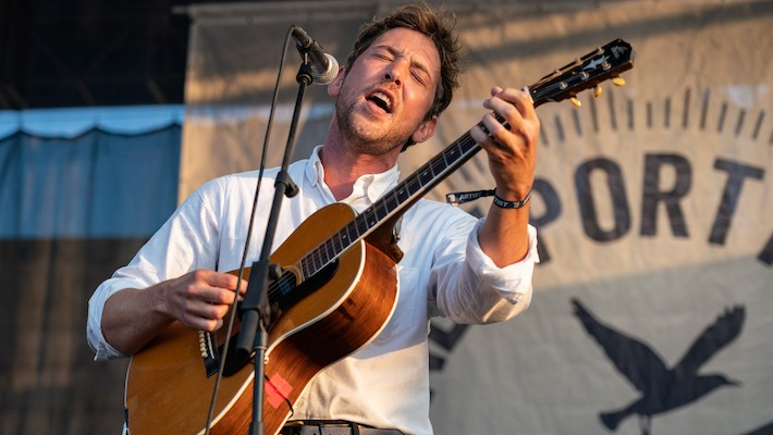 Fleet Foxes' Mystery Project 'Shore' Will Apparently Arrive This Week