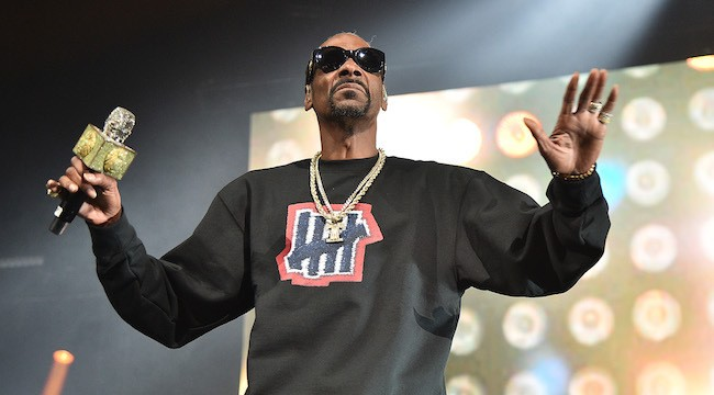Snoop Dogg Wrote A Song To Convince Kawhi Leonard To Join The Lakers