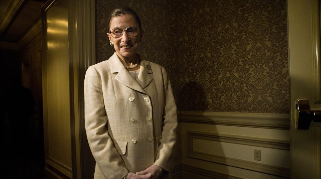 Ruth Bader Ginsburg's Death Was Mourned By Celebrities And Politicians