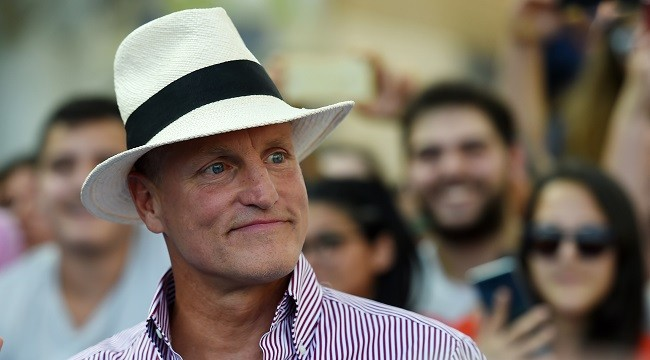 Woody Harrelson Had To Get High To Survive A 'Brutal Dinner' With Donald Trump