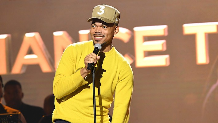 Chance The Rapper And His Wife Grace The Cover Of 'Parents' Magazine