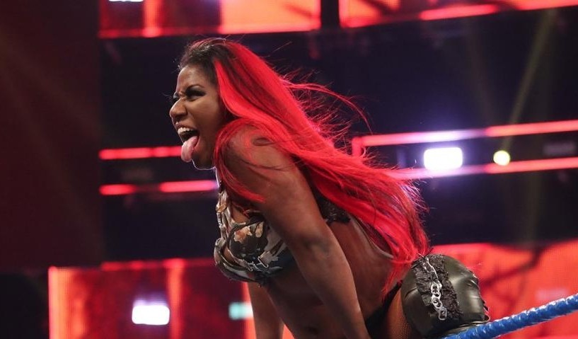 Ember Moon Believes She May Have A 'Career-Ending Injury'