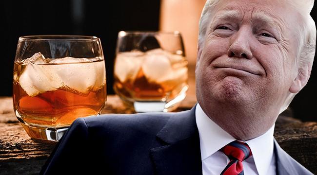 Trump's Trade War Just Firebombed The Bourbon Industry In Kentucky