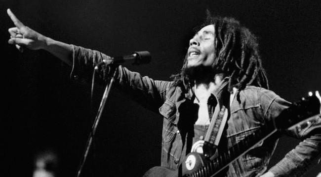 From Showman To Shaman: How An Assassination Attempt Changed Bob Marley's Life And Music