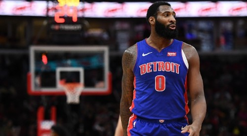 Andre Drummond Gave The Injury-Laden Pistons The Lift They Needed In A Win Over The Nets