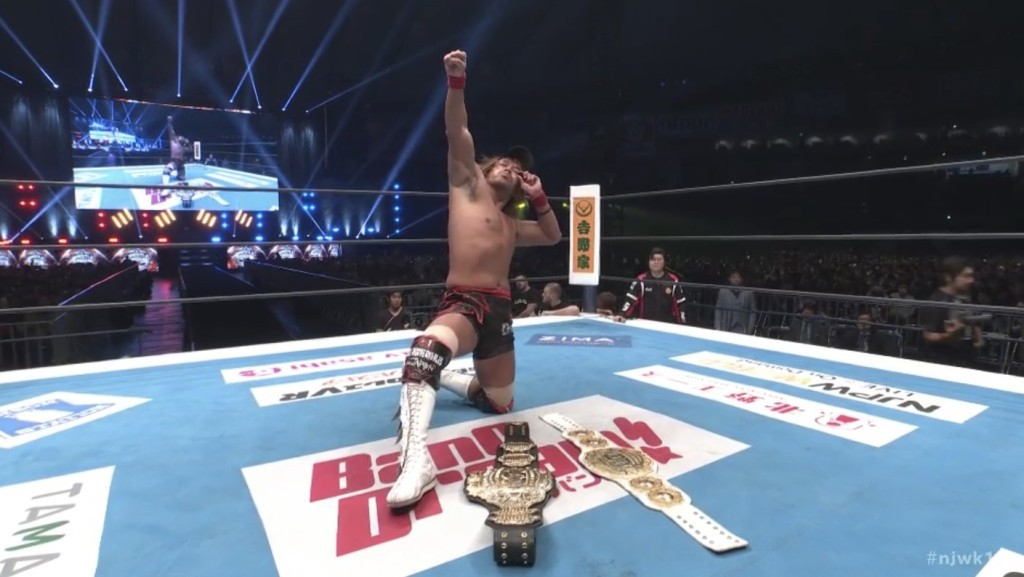 New Japan Pro Wrestling Has Canceled Events Through Wrestling Dontaku Because Of COVID-19