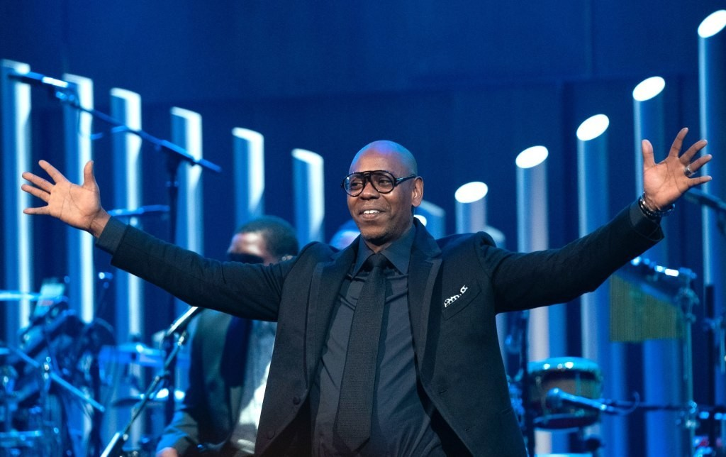 Chappelle To His Critics In Emmy Speech: 'Shut The F*ck Up Forever'