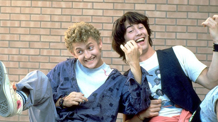 'Bill & Ted' Day Is Coming, So Get Your Air Guitars Ready
