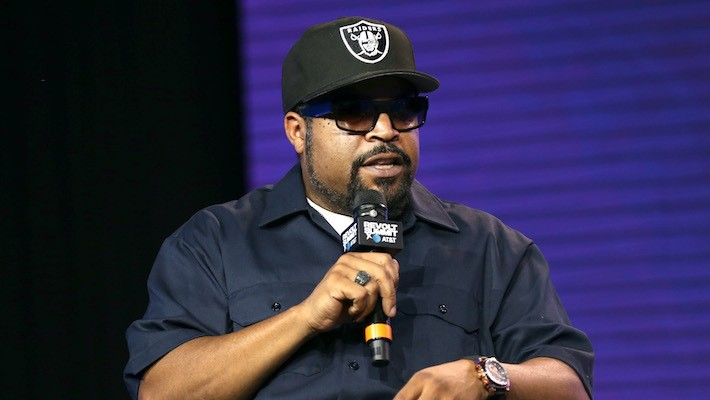 Ice Cube Dismantles The 'Black-On-Black Crime' Argument