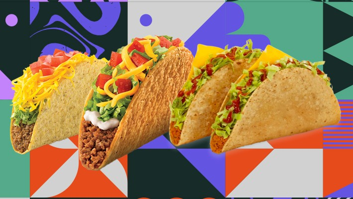An LA Taco Snob Ranks 15 Fast Food Tacos From Worst To Best
