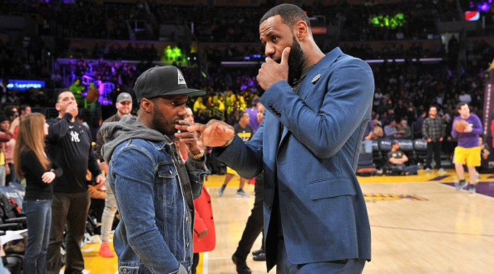 LeBron And Rich Paul Fired Back At Critics Of Klutch Sports Pro Day