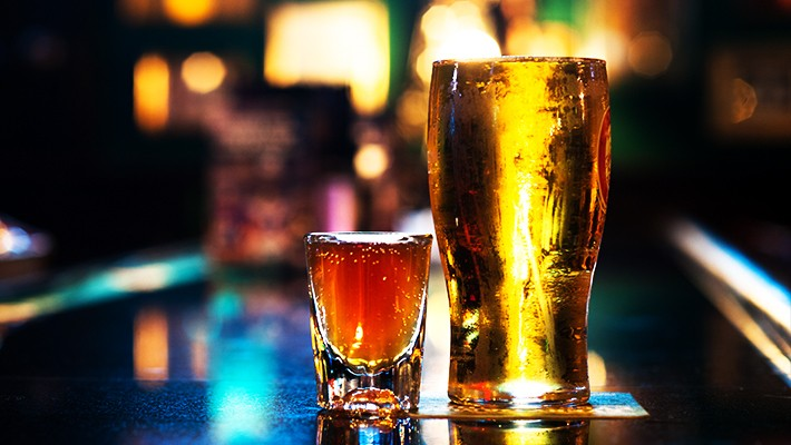 The Best Whiskey And Beer Combos To Make Staying At Home Not Seem So Bad