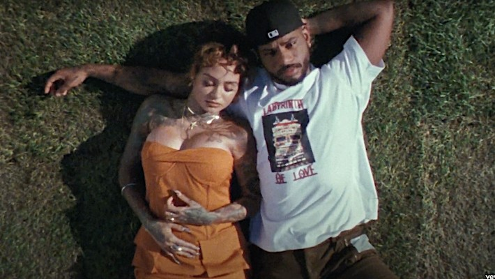 Bryson Tiller And Kehlani Get Intimate In Their 'Always Forever' Video
