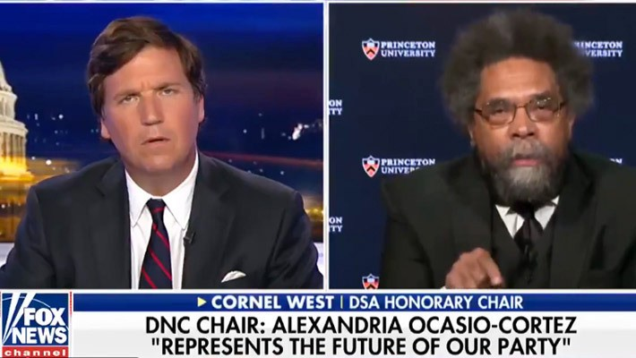 Tucker Carlson Agrees With Basic Principles Of Democratic Socialism?