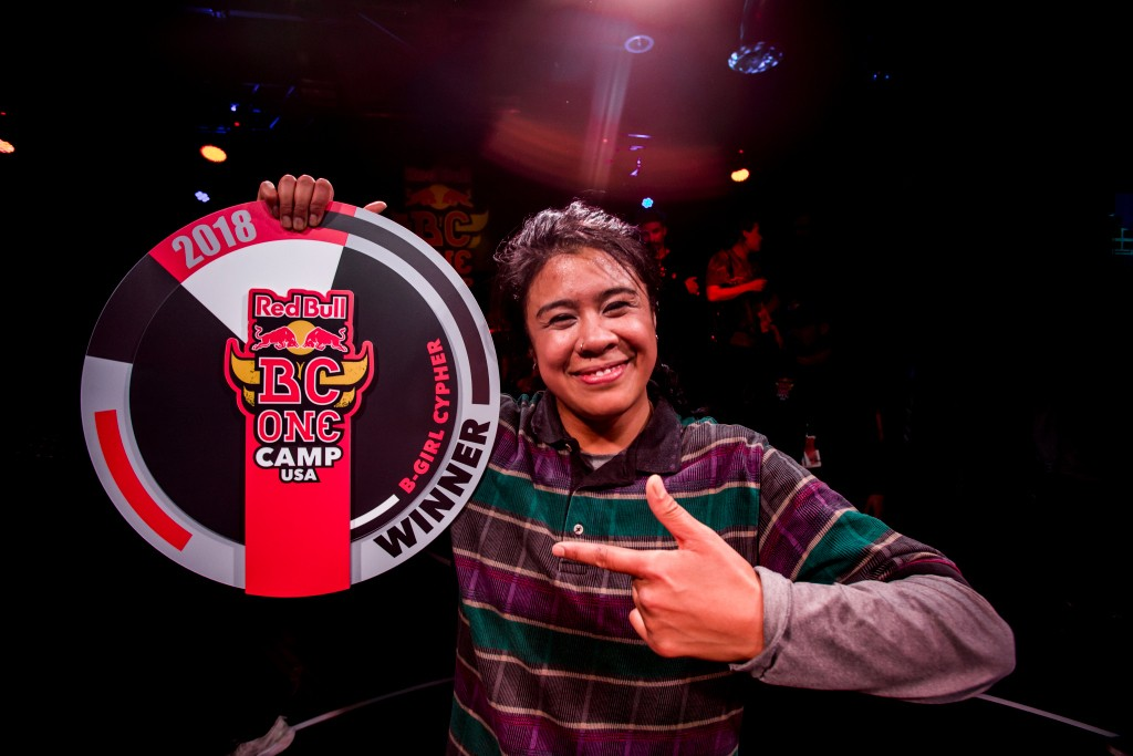 How JK-47 Became The First Woman To Win In Worldclass Breakdancing