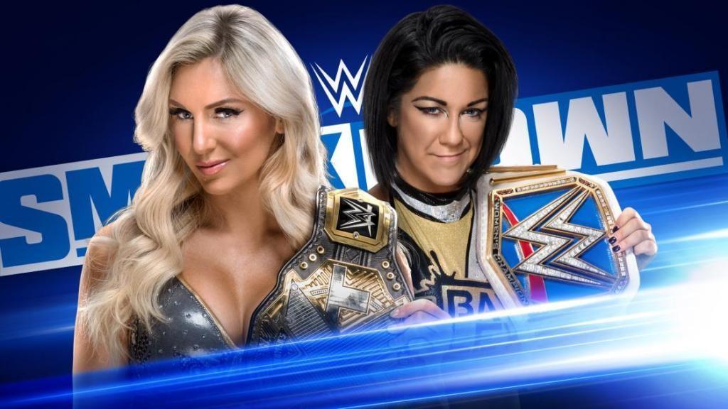 WWE Smackdown Open Discussion Thread: Champion Vs. Champion