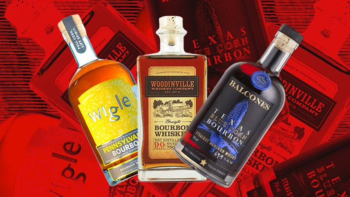 A Whiskey Writer Shares His 6 Favorite Bourbons Not Made In Kentucky
