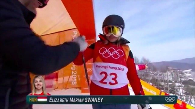 The Women's Skiing Freestyle Event Was Infiltrated By An Average Skier Who Gamed The Winter Olympics Scoring System