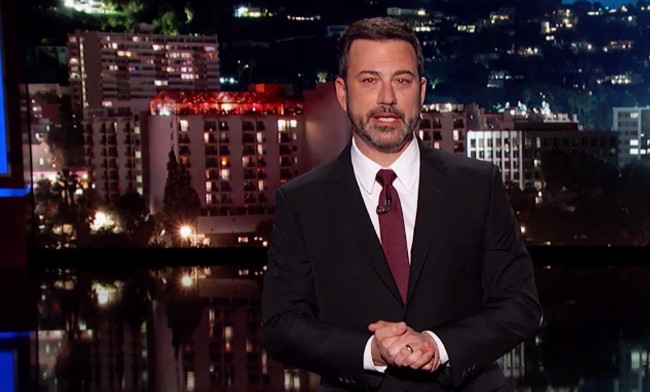 An Emotional Jimmy Kimmel Details His Newborn Son's Emergency Open Heart Surgery And How ACA Helped Him Be Insured