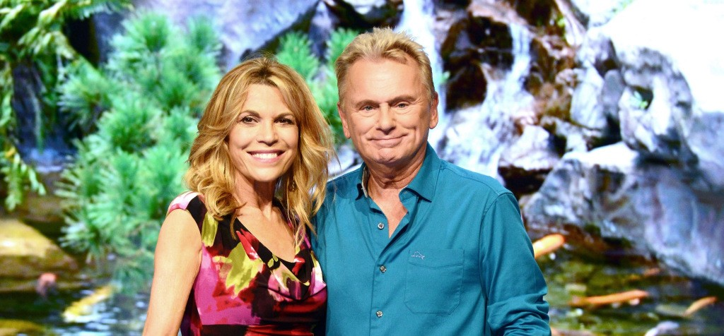 Pat Sajak Shares The Person Who 'Literally' Saved 'Wheel Of Fortune'