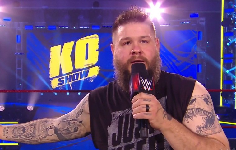 WWE Raw Results 5/18/20