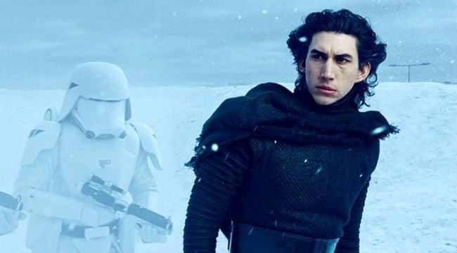 'Star Wars: The Force Awakens' Clip Explains How Snoke Turned Kylo Ren