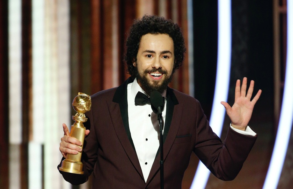 Ramy Youssef Reached Out To Ricky Gervais After Golden Globes Speech